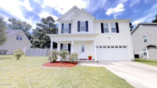 116 Brookhaven Drive, Richlands, NC 28574 (MLS #100125138) :: David Cummings Real Estate Team