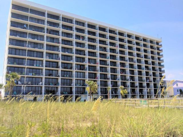 1615 S Lake Park Boulevard S #107, Carolina Beach, NC 28428 (MLS #100125145) :: Donna & Team New Bern