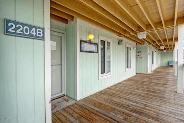 2204 Surfrider Circle B, Kure Beach, NC 28449 (MLS #100125208) :: Donna & Team New Bern