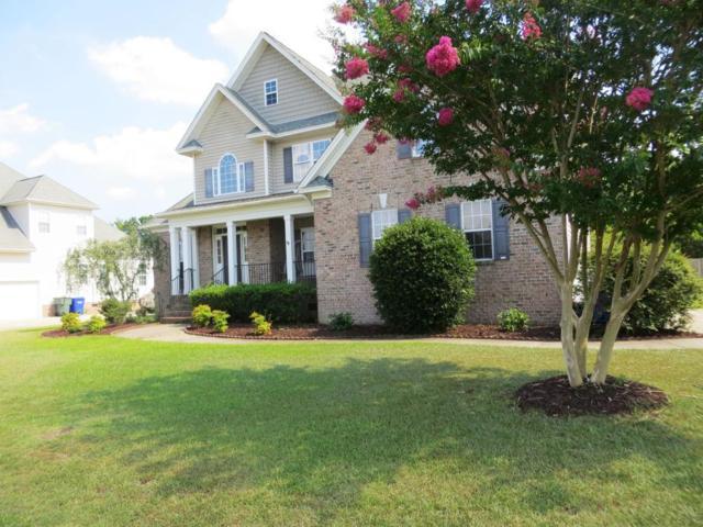 1113 Abby Drive, Greenville, NC 27834 (MLS #100125233) :: Harrison Dorn Realty