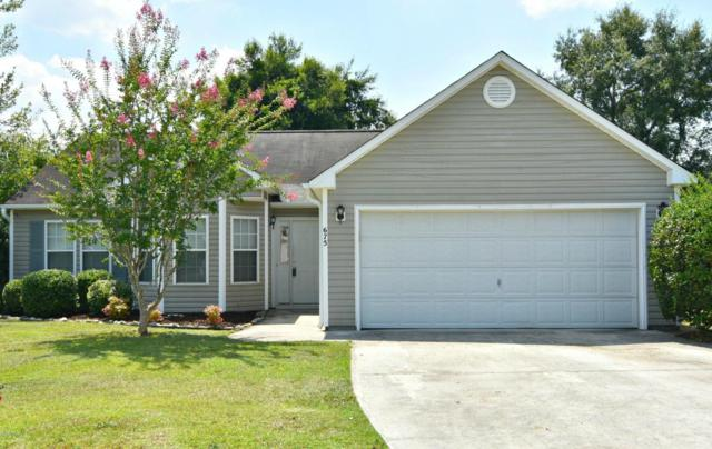 675 SE Hickory Branches Drive, Leland, NC 28451 (MLS #100125236) :: Harrison Dorn Realty