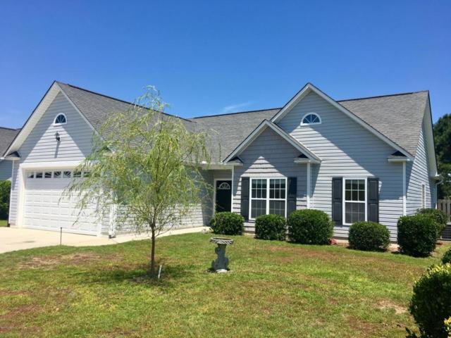 513 Vallie Lane, Wilmington, NC 28412 (MLS #100125248) :: Century 21 Sweyer & Associates