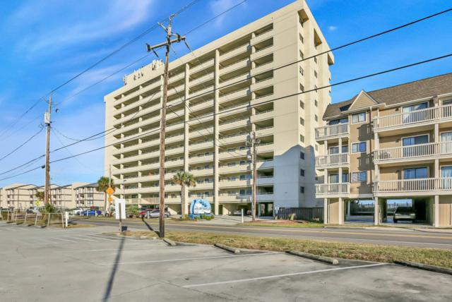 1403 S Lake Park Boulevard S #1103, Carolina Beach, NC 28428 (MLS #100125477) :: The Keith Beatty Team