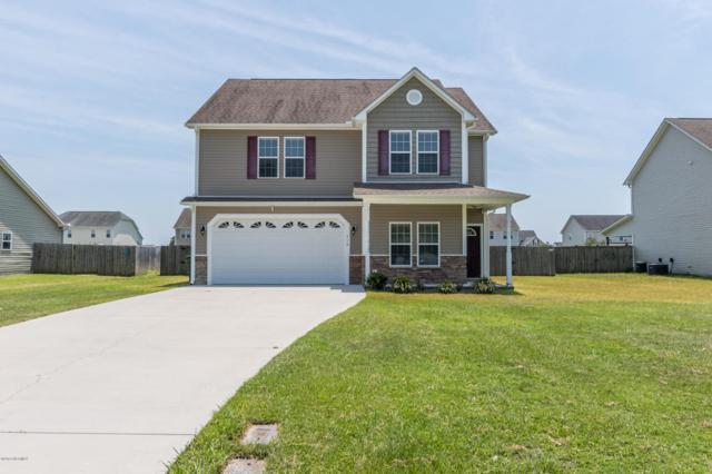 118 Landover Drive, Richlands, NC 28574 (MLS #100125552) :: Century 21 Sweyer & Associates