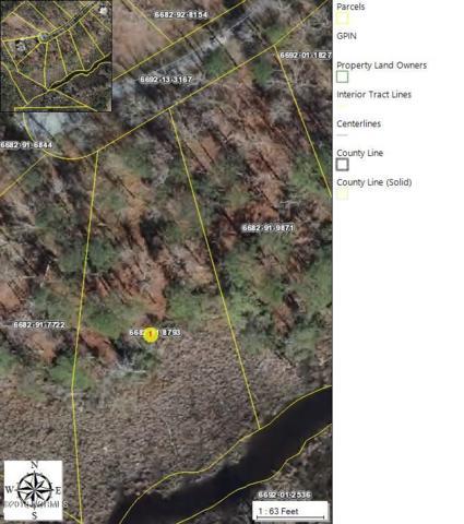 Lot 25 North Creek Drive, Belhaven, NC 27810 (MLS #100125644) :: Berkshire Hathaway HomeServices Prime Properties