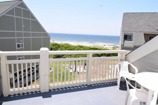 1000 Caswell Beach Road #809, Oak Island, NC 28465 (MLS #100125663) :: David Cummings Real Estate Team