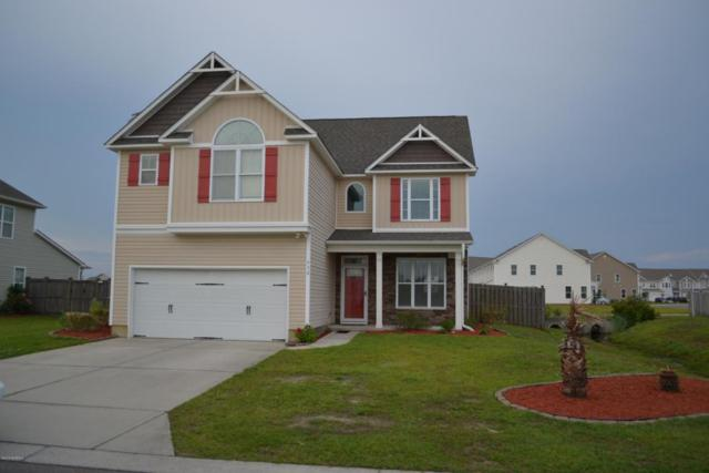 532 Foxfield Court, Wilmington, NC 28411 (MLS #100125669) :: The Oceanaire Realty