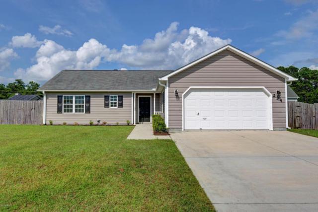 234 Loren Road, Hubert, NC 28539 (MLS #100125723) :: Harrison Dorn Realty