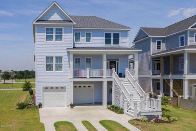 508 Cannonsgate Drive, Newport, NC 28570 (MLS #100125730) :: David Cummings Real Estate Team