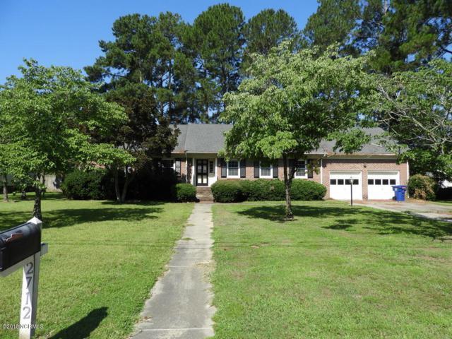 2712 Brookhaven Drive, Kinston, NC 28504 (MLS #100125736) :: Berkshire Hathaway HomeServices Prime Properties