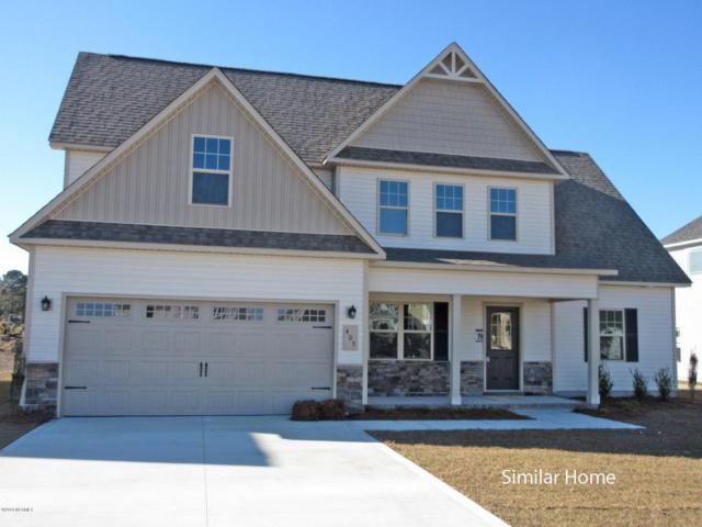 123 Sonia Drive, Hubert, NC 28539 (MLS #100125760) :: Harrison Dorn Realty