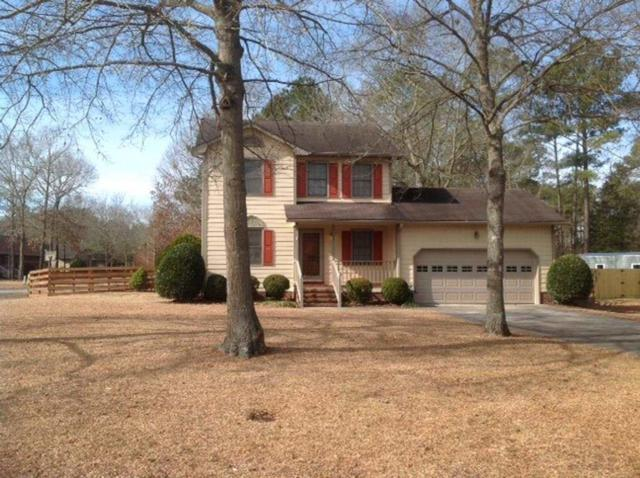 1142 Lakeview Avenue, Richlands, NC 28574 (MLS #100125890) :: Harrison Dorn Realty