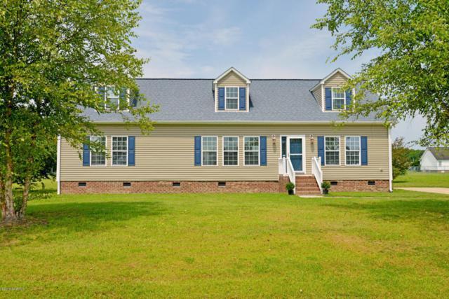542 Rachel Lane, Grimesland, NC 27837 (MLS #100125915) :: Berkshire Hathaway HomeServices Prime Properties