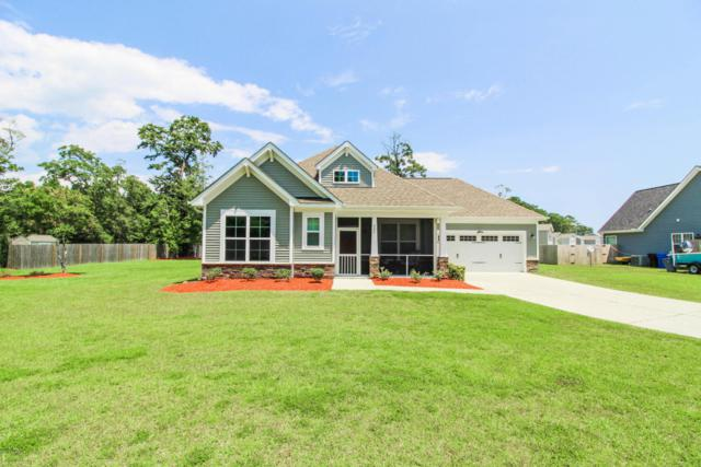 597 Morris Landing Road, Holly Ridge, NC 28445 (MLS #100125930) :: Courtney Carter Homes