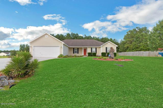 121 Stepping Stone Trail, Jacksonville, NC 28546 (MLS #100125954) :: Harrison Dorn Realty