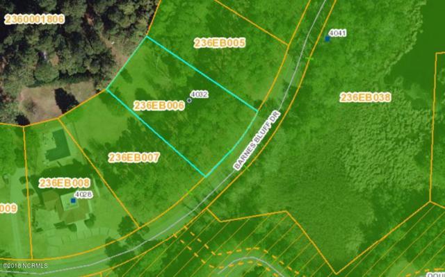4032 Barnes Bluff Drive SE, Southport, NC 28461 (MLS #100125980) :: RE/MAX Essential