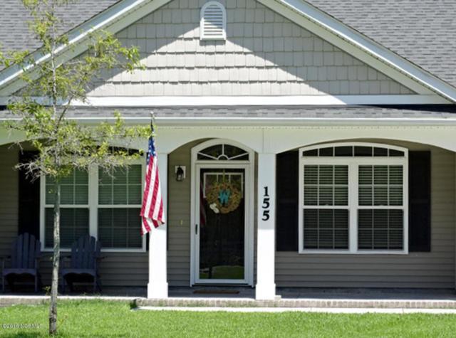 155 Peninsula Manor Road, Hubert, NC 28539 (MLS #100125983) :: Harrison Dorn Realty