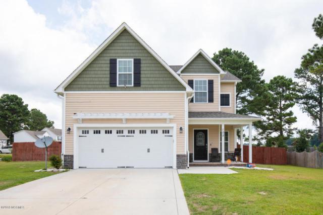 105 Briscoe Drive, Richlands, NC 28574 (MLS #100126025) :: Harrison Dorn Realty