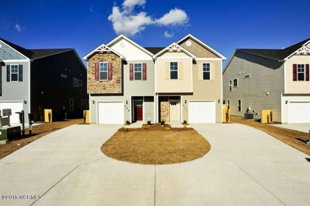 626 Winfall Drive, Holly Ridge, NC 28445 (MLS #100126064) :: The Keith Beatty Team