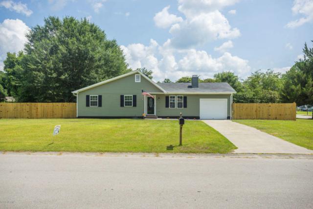 211 Cedar Creek Drive, Jacksonville, NC 28540 (MLS #100126093) :: David Cummings Real Estate Team