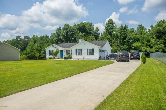 106 Turtle Creek Court, Jacksonville, NC 28540 (MLS #100126099) :: David Cummings Real Estate Team