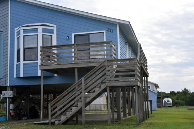 211 Coastal Drive, North Topsail Beach, NC 28460 (MLS #100126144) :: RE/MAX Essential