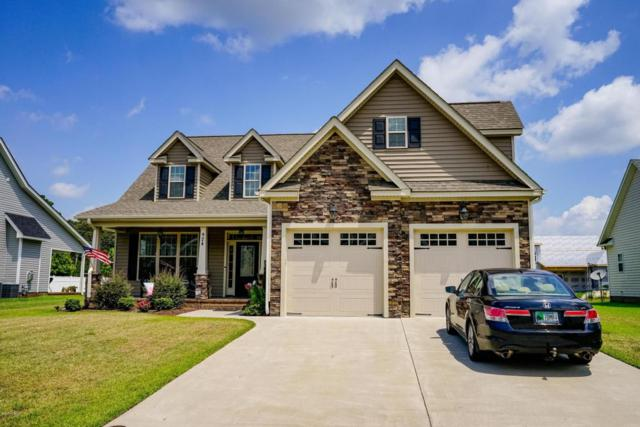 924 Mill Creek Drive, Greenville, NC 27834 (MLS #100126182) :: The Keith Beatty Team