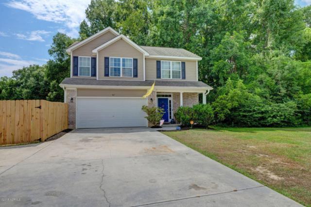 367 Cow Horn Road, Richlands, NC 28574 (MLS #100126302) :: Terri Alphin Smith & Co.