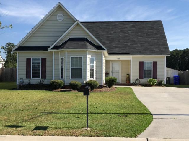 1900 Penncross Drive, Greenville, NC 27834 (MLS #100126364) :: The Pistol Tingen Team- Berkshire Hathaway HomeServices Prime Properties