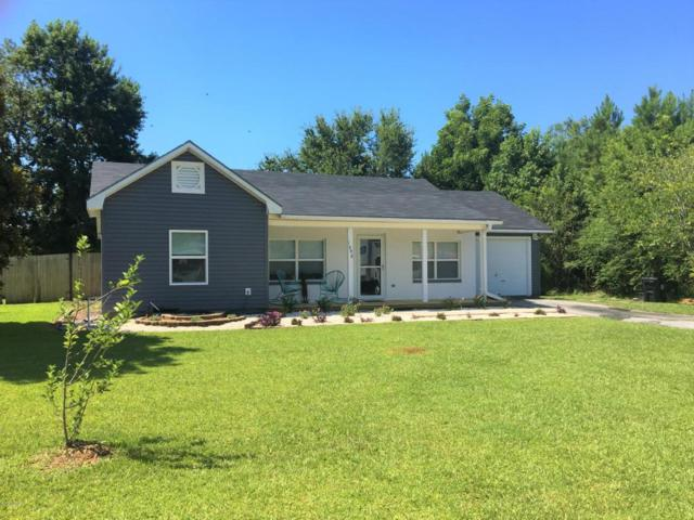 1698 Old Folkstone Road, Sneads Ferry, NC 28460 (MLS #100126388) :: Courtney Carter Homes