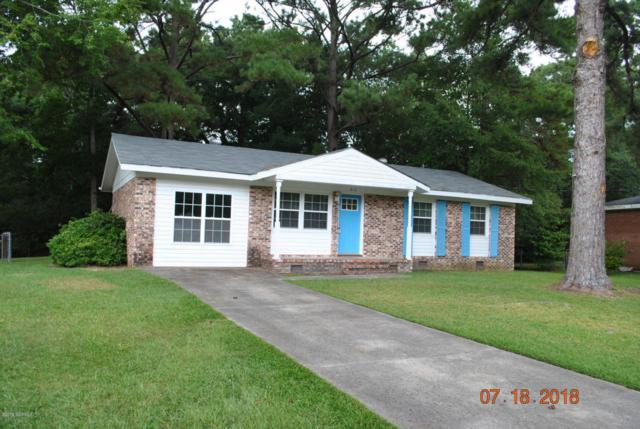 313 Cardinal Road, Jacksonville, NC 28540 (MLS #100126454) :: Century 21 Sweyer & Associates