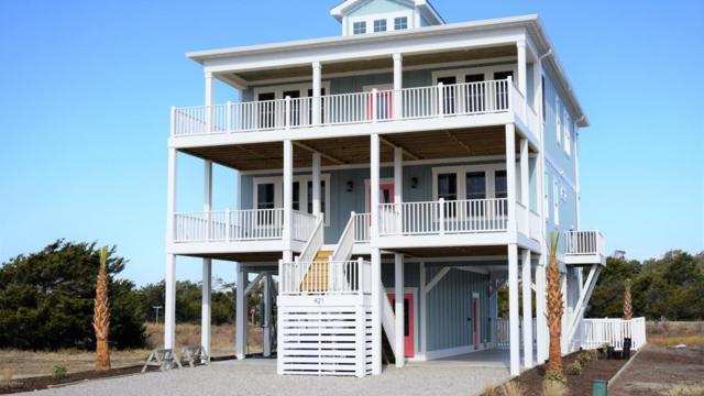 5 Via Dolorosa Drive, Ocean Isle Beach, NC 28469 (MLS #100126464) :: David Cummings Real Estate Team