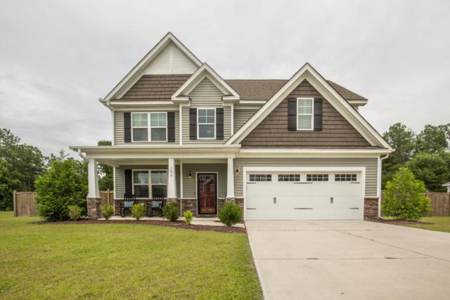 706 Aria Lane, Hubert, NC 28539 (MLS #100126488) :: Terri Alphin Smith & Co.