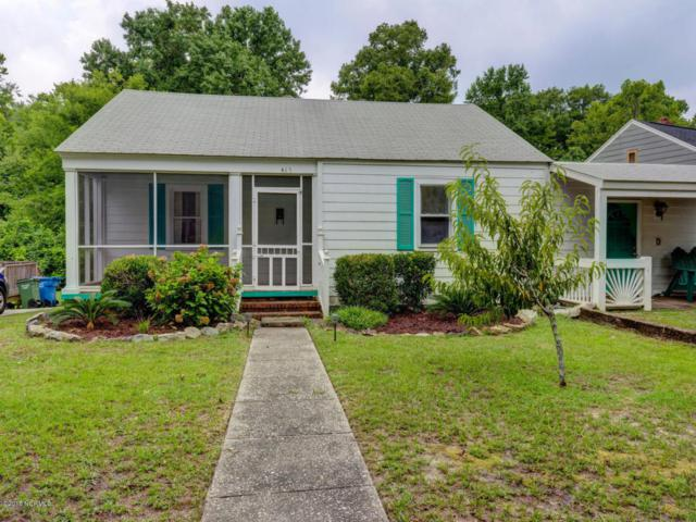 417 N 21st Street, Wilmington, NC 28405 (MLS #100126561) :: Century 21 Sweyer & Associates