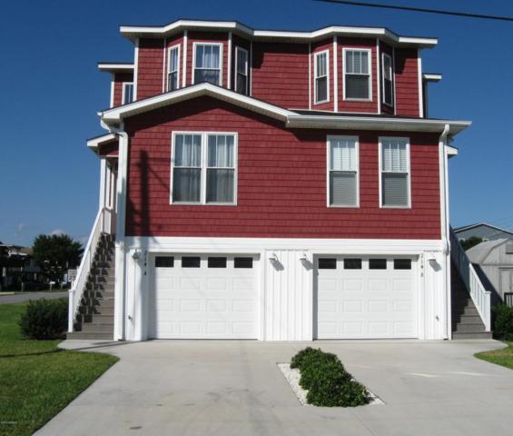 214 G Avenue A, Kure Beach, NC 28449 (MLS #100126671) :: The Pistol Tingen Team- Berkshire Hathaway HomeServices Prime Properties