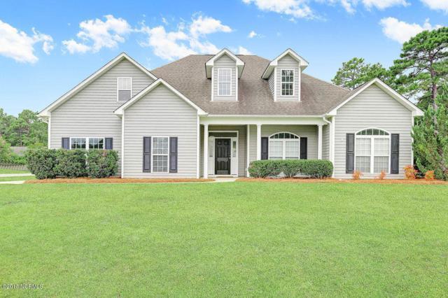 160 N Belvedere Drive, Hampstead, NC 28443 (MLS #100126715) :: Century 21 Sweyer & Associates