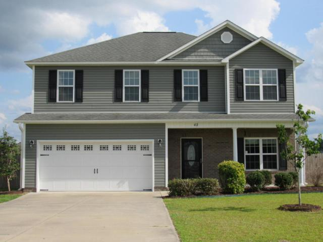 412 S Bluff Circle, Jacksonville, NC 28540 (MLS #100126718) :: Terri Alphin Smith & Co.