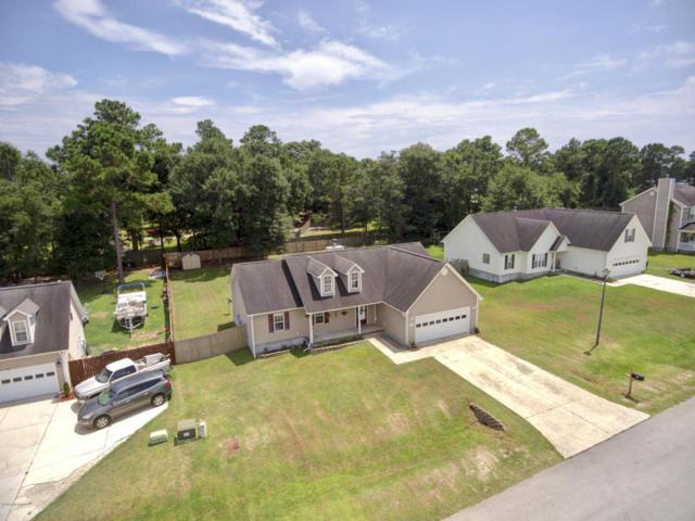 138 Lawndale Lane, Sneads Ferry, NC 28460 (MLS #100126719) :: Century 21 Sweyer & Associates