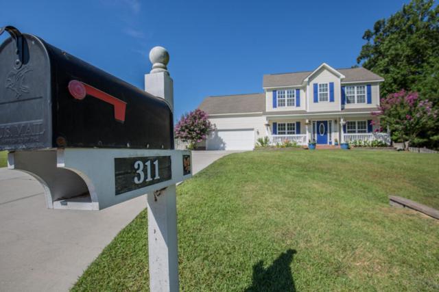311 Old Dam Road, Jacksonville, NC 28540 (MLS #100126773) :: Coldwell Banker Sea Coast Advantage