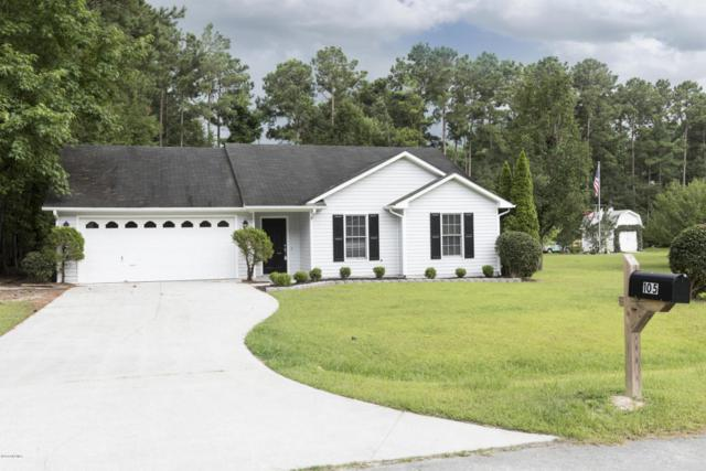105 Borgo Court, Havelock, NC 28532 (MLS #100127000) :: The Keith Beatty Team