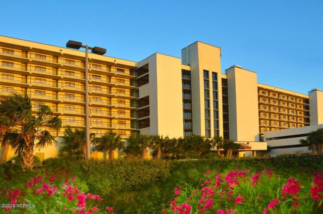 2700 N Lumina Avenue #920, Wrightsville Beach, NC 28480 (MLS #100127124) :: David Cummings Real Estate Team
