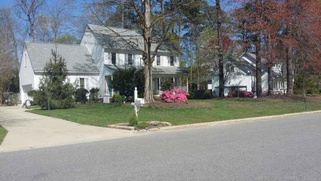 2124 Beekman Place NW, Wilson, NC 27896 (MLS #100127137) :: Harrison Dorn Realty