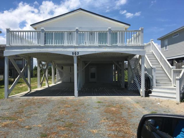 503 Topsail Road Road, North Topsail Beach, NC 28460 (MLS #100127180) :: The Keith Beatty Team