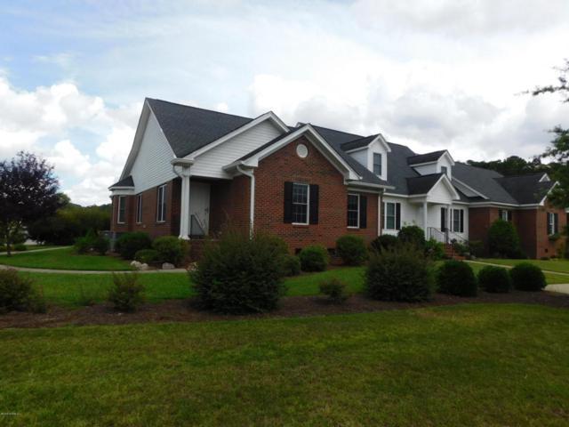 705 Amberleaf Drive, Lumberton, NC 28358 (MLS #100127316) :: Century 21 Sweyer & Associates