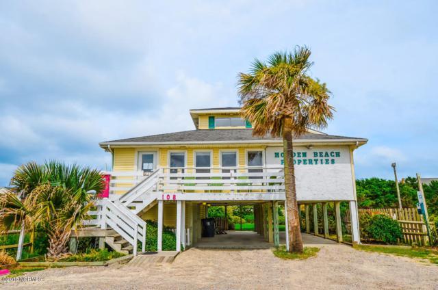 108 Jordan Boulevard, Holden Beach, NC 28462 (MLS #100127349) :: David Cummings Real Estate Team