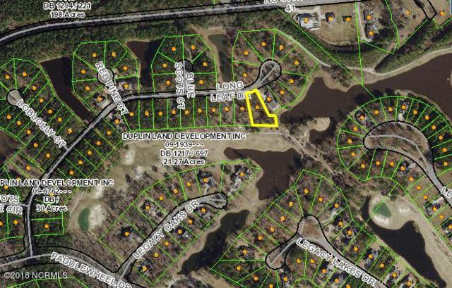 188 Long Leaf Drive, Wallace, NC 28466 (MLS #100127366) :: Coldwell Banker Sea Coast Advantage