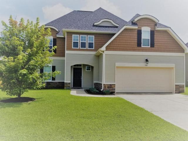 504 Walkens Woods Lane, Jacksonville, NC 28546 (MLS #100127481) :: Courtney Carter Homes
