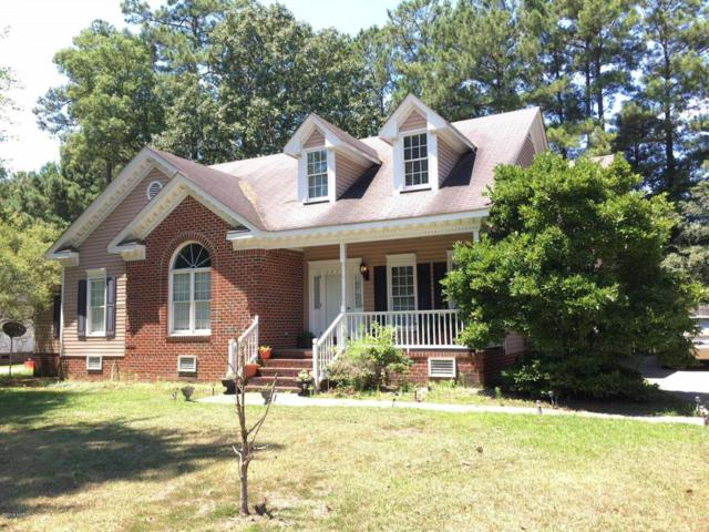 3410 Queensferry Drive NW, Wilson, NC 27896 (MLS #100127569) :: Harrison Dorn Realty