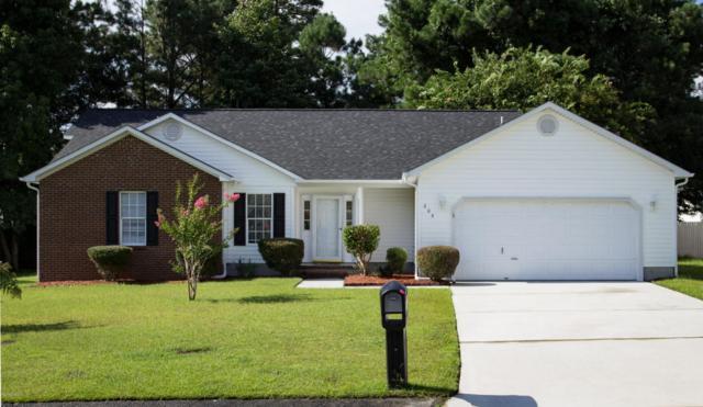 205 Brentcreek Circle, Jacksonville, NC 28546 (MLS #100127630) :: Harrison Dorn Realty