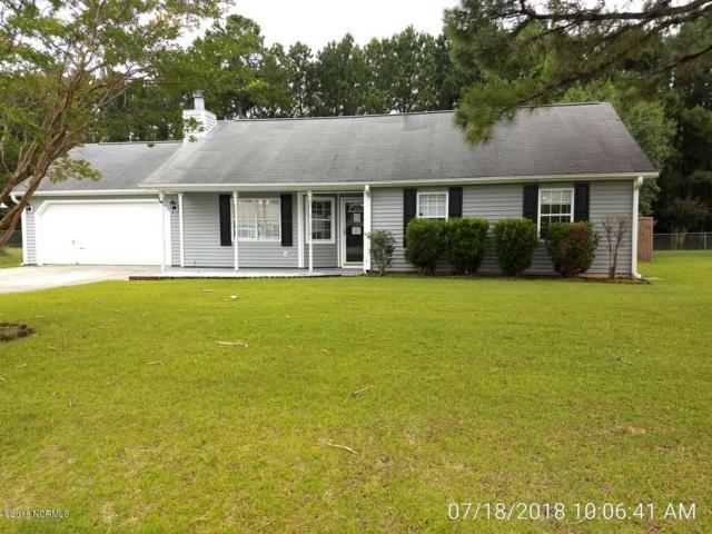 153 Glenwood Drive, Hubert, NC 28539 (MLS #100127749) :: Terri Alphin Smith & Co.